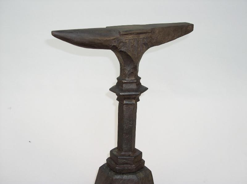 Hand Forged Stake Anvil