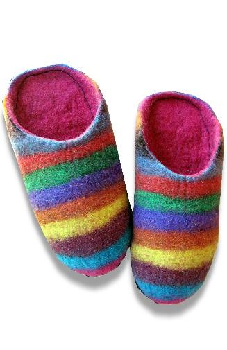 slippersstripes