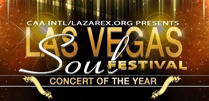 Las Vegas Soul Festival flyer