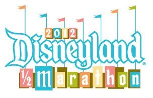 Disneyland 1/2 Marathon logo