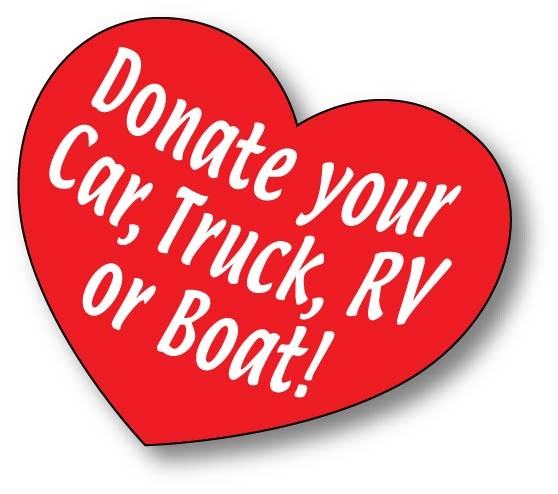 Car Donation Services Heart