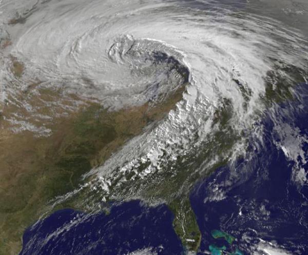 Super Sorm Sandy