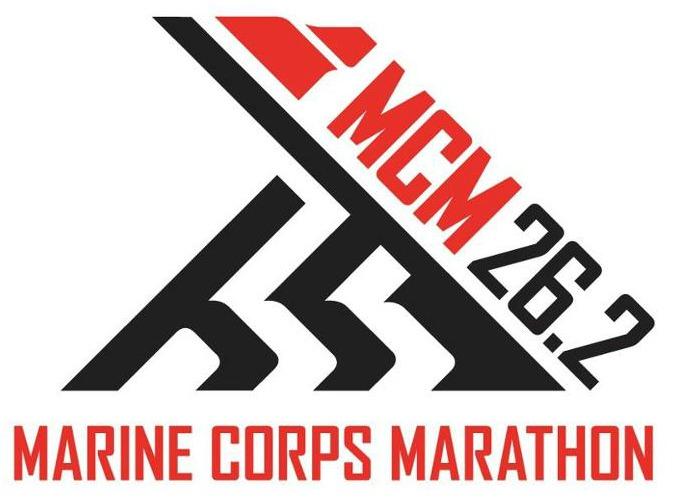 Marine Corps marathon 2012