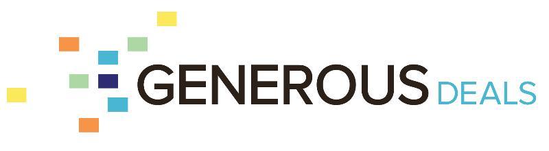 Generous Deals Logo