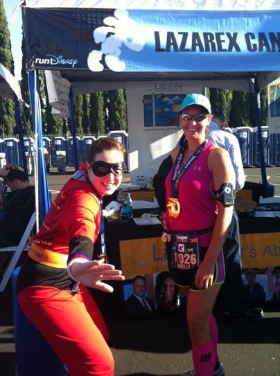 2012 Disneyland 1/2 marathon