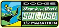 Rock n Roll San Jose logo