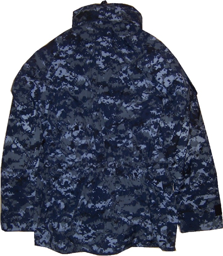 780d17e5e49ef Manufactured by Tennessee Apparel corp. Parka is a soft and quiet outerwear  garment constructed of strong, durable and water-resistant Gore-Tex   membrane.