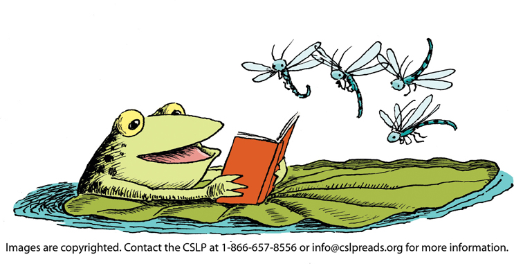 clipart of summer reading - photo #45