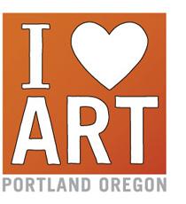 I Heart Art: Portland