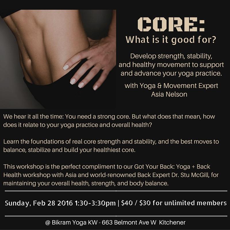 Pranalife Yoga with Asia Nelson. www.pranalife.ca