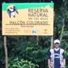 Halcón Colorado reserva