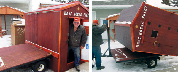 best ice house?, worst walleye tune?, proof: bass dumber than, Fish Finder