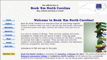 Book 'Em North Carolina