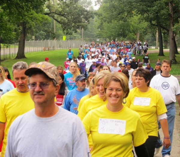 NWI Walk Crowd