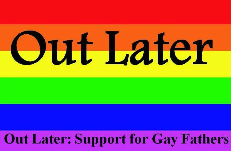 Out Later: Support for Gay Fathers outLater meets every
