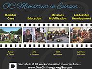 Prayer Focus for April _ OC Ministries in Europe