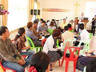 Growing Church in Thailand