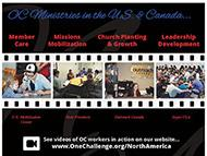 Prayer Focus _ OC Ministries in North America