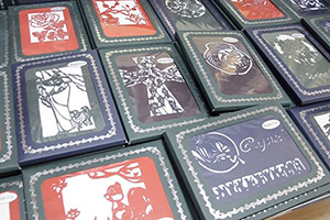 Hand-cut Cards Transforming a Community in Asia _video_