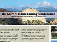 OC Alumni Homecoming