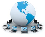 webinar globe