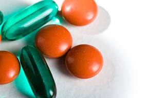 health month vitamins