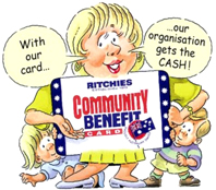 ritchies community card