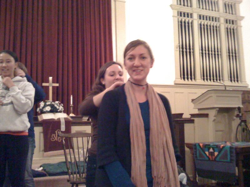 Beading Ceremony: Erin and Beth