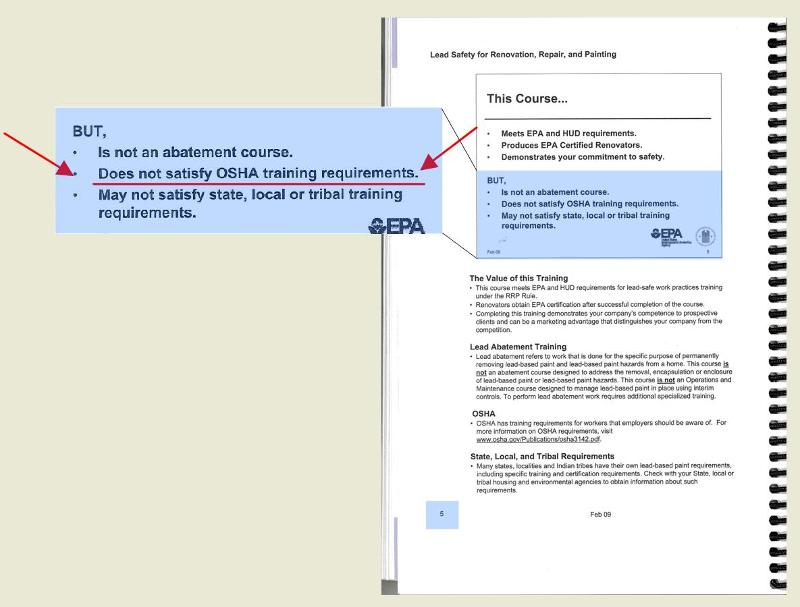 Get Certified Asbestos Worker Initial May 20 23
