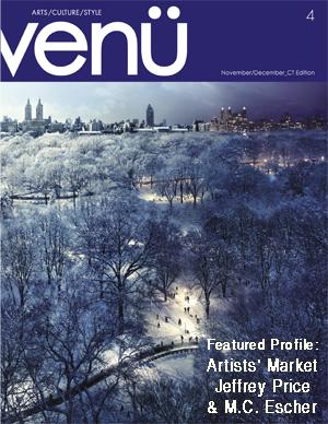VENU cover Jeffrey Escher