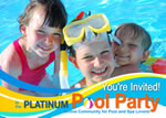 Platinum Pool Party