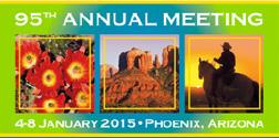 95th Annual Meeting logo