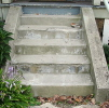 Deteriorating Concrete Stairs