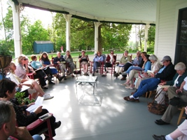 Preservation Retreat at the Grand Isle Lake House