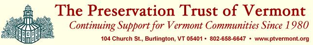 Preservation Trust of Vermont
