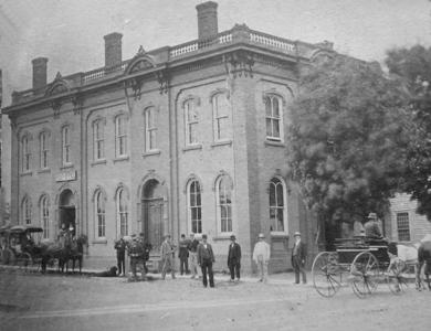 Historic Image North Bennington Bank