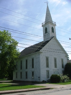 Grace Church, Canaan, VT