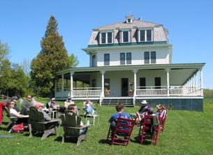 Retreat at the Grand Isle Lake House