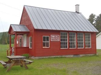 Blodgett Schoolhouse, Lemington, VT