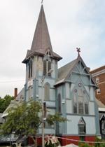 St. Andrew's Episcopal Church, St. Johnsbury, VT