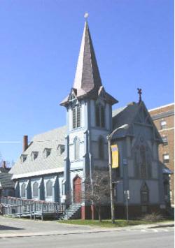St. Andrew's Church, St. Johnsbury, VT