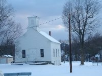 Meetinghouse East Fairfield, VT