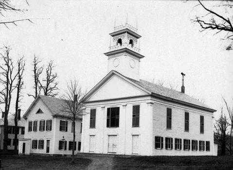 Putney Federated Church, Putney, VT
