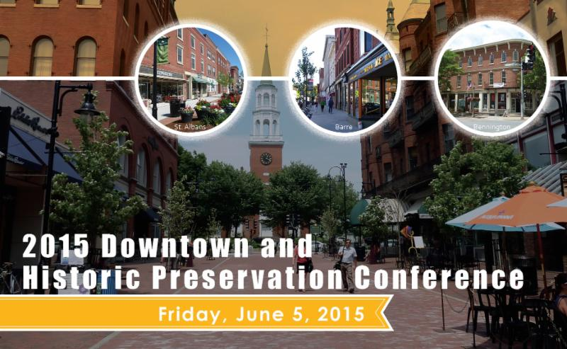 2015 Downtown & HP Conference