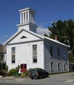 Johnson Church Studio, Johnson, VT