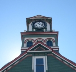 Orleans County Courthouse, Newport, VT