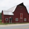 Barn on Route 30