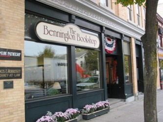 Bennington Bookshop, Bennington, VT