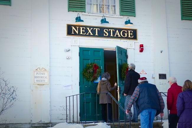 Next Stage Theater Putney