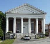 Brandon Town Hall, Brandon, VT